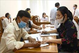 Cáchộ dân nuôi cá lồng bè trên sông Đồng Nai bị thiệt hại đã nhận hỗ trợ