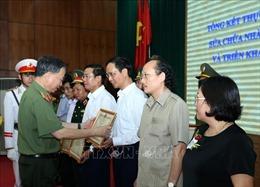 Tổng kết việc thực hiện hỗ trợ xây dựng, sửa chữa nhà ở cho các hộ nghèo trên địa bàn huyện Mường Nhé