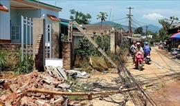 1 người chết, 16 người bị thương do mưa dông kèm lốc, sét