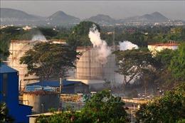 Ấn Độ di dời hàng nghìn tấn hóa chất styrene monomer về Hàn Quốc