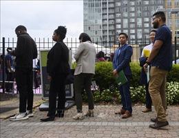 Số người nộp đơn xin trợ cấp thất nghiệp tại Mỹ tiếp tục tăng