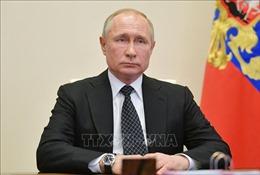 Người dân Nga ủng hộ những biện pháp mới của Tống thống V. Putin chống COVID-19