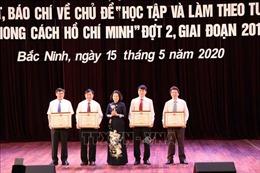 Bắc Ninh chuyển biến tích cực nhờ học tập và làm theo Bác
