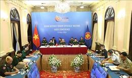 ASEAN 2020: Khai mạc Hội nghị trực tuyến Quan chức Quốc phòng cấp cao ASEAN