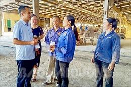 Hải Dương: Nhiều hoạt động chăm lo đời sống công nhân lao động