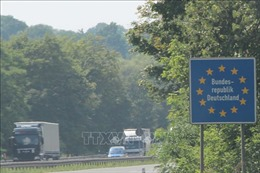 Đức và CH Séc nhất trí duy trì mở cửa biên giới