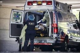Mỹ ghi nhận thêm 1.237 ca tử vong do COVID-19 trong 24 giờ qua