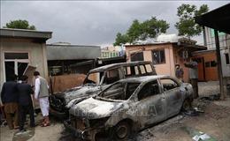 Đánh bom xe tại Afghanistan, ít nhất 7 người thiệt mạng, hàng chục người bị thương
