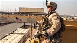 Rocket bắn vào khu vực gần Đại sứ quán Mỹ tại Baghdad, Iraq