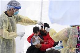 Los Angeles xác nhận 4 trẻ em mắc triệu chứng viêm lạ liên quan COVID-19