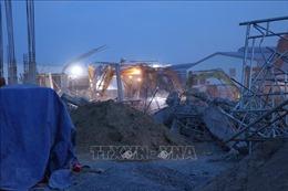 Khởi tố điều tra vụ sập công trình xây dựng tại Đồng Nai làm 10 người tử vong