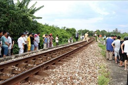 Tai nạn đường sắt Bắc - Nam làm một người thiệt mạng