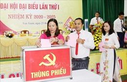 Phú Thọ: Đoàn công tác Ban Bí thư Trung ương Đảng dự Đại hội Đảng bộ xã mới Vạn Xuân