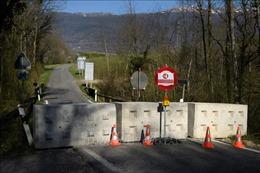 Đức và Thụy Sĩ thông báo mở cửa biên giới từ 15/6