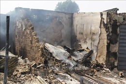Ít nhất 57 người thiệt mạng trong loạt vụ tấn công vào các ngôi làng ở Nigeria
