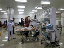 Tích cực cứu chữa các nạn nhân vụ tai nạn nghiêm trọng ở Đắk Nông