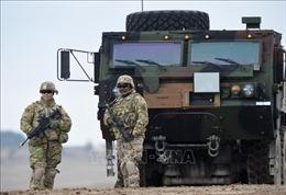 Tổng thống Donald Trump tuyên bố giảm số lượng binh sĩ Mỹ đồn trú tại Đức