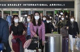 Hàng không Mỹ có thể cấm bay đối với hành khách không đeo khẩu trang