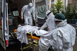 Cảnh báo dịch COVID-19 tăng tốc tại một số nước châu Âu