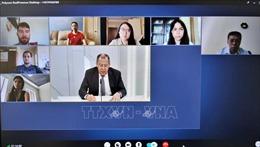 Bộ trưởng Ngoại giao Nga: Nga sẽ tích cực ủng hộ Việt Nam trong vai trò Chủ tịch ASEAN