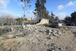 Libya tẩy chay các cuộc đàm phán của Liên đoàn Arab