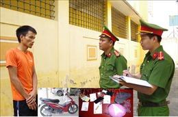 Bắt giữ đối tượng gây ra 4 vụ cướp ở Hà Nam