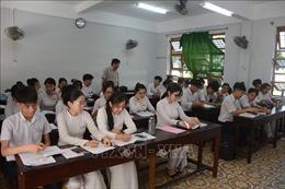 Chuẩn bị đầy đủ kiến thức cho học sinh thi tốt nghiệp THPT