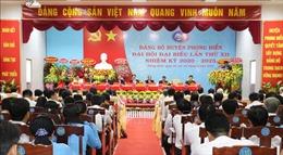 Xây dựng huyện Phong Điền trở thành đô thị sinh thái, 'lá phổi xanh'của Cần Thơ