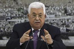 Palestine phản đối kế hoạch sáp nhập khu Bờ Tây của Israel với bất kỳ quy mô nào