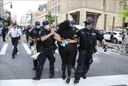 Các thượng nghị sĩ đảng Dân chủ bác dự luật cải tổ cảnh sát Mỹ