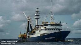 Cướp biển bắt cóc 5 thủy thủ Hàn Quốc ở ngoài khơi Benin