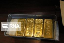 Giá vàng thế giới giảm khi đồng USD tiếp tục lên giá
