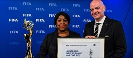 Australia, New Zealand giành quyền đăng cai FIFA World Cup bóng đá nữ 2023