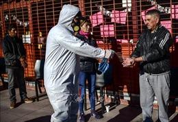 Argentina siết chặt biện pháp cách ly xã hội bắt buộc