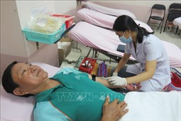 Người gần 100 lần hiến máu cứu người