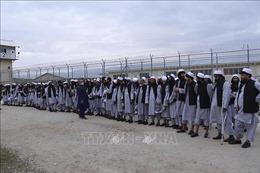 Afghanistan tiếp tục phóng thích hàng nghìn tù nhân Taliban