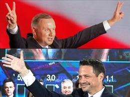 Ba Lan sẽ phải tổ chức bầu cử tổng thống vòng hai