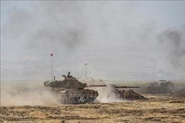 Thổ Nhĩ Kỳ thiết lập nhiều căn cứ ở miền Bắc Iraq