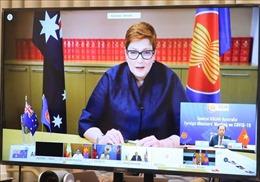 Hội nghị Bộ trưởng ASEAN - Australia Đặc biệt về COVID-19 theo hình thức trực tuyến
