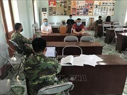Bắt giữ 2 đối tượng chở 3 người Trung Quốc nhập cảnh trái phép vào Việt Nam