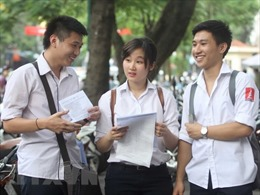 Trên 880.000 thí sinh đăng ký dự thi tốt nghiệp Trung học phổ thông 2020