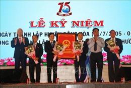 Công bố thành lập thị xã Đông Hòa, tỉnh Phú Yên