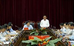 Kiểm tra công tác chuẩn bị Đại hội Đảng bộ các cấp tại Điện Biên
