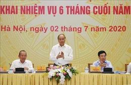 Thủ tướng chủ trì hội nghị Chính phủ với địa phương