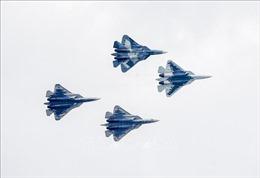 Nga nâng cấp phi đội máy bay chiến đấu