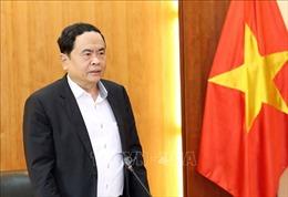 Mặt trận Tổ quốc Việt Nam: Lấy ý kiến góp ý dự thảo văn kiện Đại hội Đảng XIII
