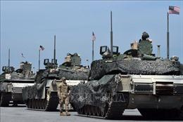 Mỹ công bố kế hoạch rút khoảng 12.000 binh sĩ khỏi Đức
