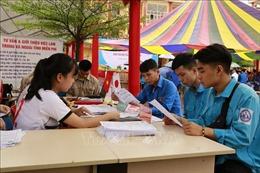 Yên Bái: Tư vấn giới thiệu việc làm cho đoàn viên, thanh niên nông thôn