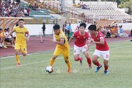 V.League 2020: Trận 'Derby xứ Nghệ'có kết quả hòa