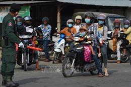 Kinh tế Campuchia đình trệ trong nửa đầu năm 2020